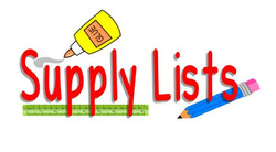 All Schools' Supply List 2019 - 2020 - News and Announcements
